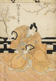 Actors 1815 Toyokuni Japanese Woodcut Prints Park West Gallery