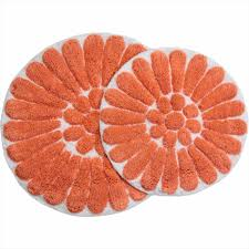 rugs soft and smooth fieldcrest bath rugs for modern bathroom
