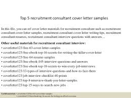 Gallery Cover Letters To Recruitment Agencies