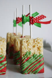 Rice Krispie Christmas Trees Uk by Christmas Rice Krispie Treats Pictures Photos And Images For
