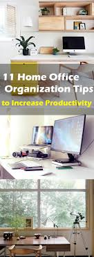 Organizing Home fice to Improve Productivity