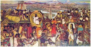 David Alfaro Siqueiros Murales Bellas Artes by Artes Visuales Southern Cross Muralismo Mexicano