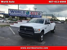 100 Truck World Orlando Used 2018 RAM 3500 For Sale In FL 32809 Auto