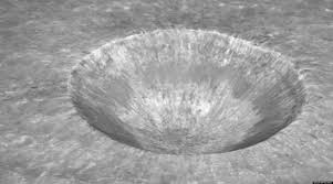 Meteor Clipart Moon Crater 3