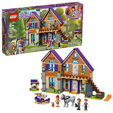 100 Small Lego House Amazoncom LEGO Friends Mias 41369 Building Kit New 2019
