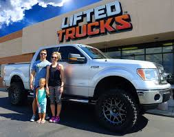100 New Lifted Trucks Customers With Their Built Custom F150 4x4