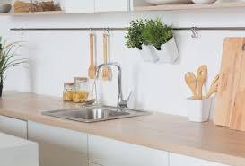 arbeitsplatte für die küche vor und nachteile holz