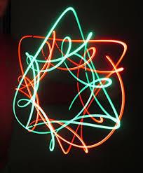 Amazon Ebola Fever Orbital Rave Light Toy LED Orbit