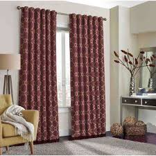 Room Darkening Drapery Liners by Blackout Curtains U0026 Drapes Window Treatments The Home Depot