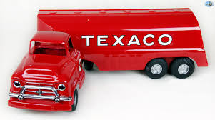 Wonderful 1960 Large Vintage Red Texaco Buddy L Oil Tanker Truck ... Amazoncom Ertl 9385 1925 Kenworth Stake Truck Toys Games Texaco Cast Metal Red Tanker Truck By Ertl For Sale Antiquescom Vintage Toy Fuel Tractor Trailer 1854430236 Beyond The Infinity 1940 Ford Pickup With Lot Detail Two 2 Trucks Colctible Set Schrader Oil Vintage Buddy L Gas Pressed Steel Antique Tootsietoy 1915440621 Sold Diamond T 522 Livery Rhd Auctions 26 Andys Toybox Store 273350286110 1990 Edition 7 Stake Coin Bank Collectors Series 9 1961 Buddy