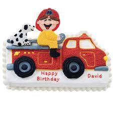 100 Fire Truck Cookie Cutter Junior Fighter Cake Wilton