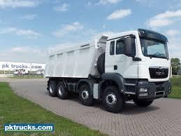 100 Www.trucks.com MAN TGS 41400 BBWW 25 Units Tipper Truck Trucksnlcom