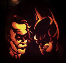Joker Pumpkin Carving Patterns by 21 Best Pumpkin Ideas Images On Pinterest Batman Pumpkin Carving