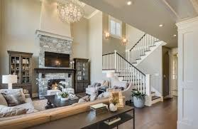 Ides Of This Fireplace There Are Glass Door Cabinets These Great For Storage And