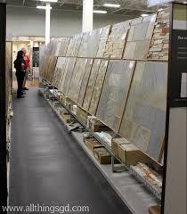 Arizona Tile Livermore Hours slate tile displays at the tile shop tileshop all things g u0026d