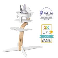 Nomi High Chair, White - White Oak Wood, Modern Scandinavian Design With A  Strong Wooden Stem, Baby Through Teenager And Beyond With Seamless ... Best High Chairs For Your Baby And Older Kids Stokke Tripp Trapp Complete Natural Free Shipping Steps 5in1 Adjustable Baby High Chair Black Oak Legs Seat Only 12 Best Highchairs The Ipdent Diaperchaing Tables You Can Buy Business Travel Chairs 2019 Wandering Cubs Nomi White Wood Modern Scdinavian Design With A Strong Wooden Stem Through Teenager Beyond Seamless 8 Of 20 Abiie With Tray Perfect Highchair Solution For Your Babies Toddlers Or As Ding 6 Months 5 Affordable Under 100 2017 10