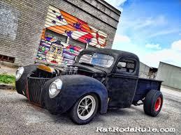 100 Rat Rod Trucks For Sale S Rule