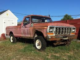 100 1978 Ford Truck For Sale 67 Fresh Of 1979 Ford F250 For Craigslist