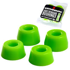 Venom Skateboard Truck Bushings 92a - Green Soft - Skatewarehouse.co.uk Any Caliber Ii Double Truck Mount Esk8 Mechanics Electric Ipdent Standard Cylinder Medium Hard Skateboard Truck Bushings Sabre Barrel Bushings Longboard Downhill 83a 86a Brakeboard Trucks Set Version 31 Wake2ocouk Aera K5 Precision Shop And Krux Krome Rose Gold Thunder 90a 94a 97a 100a Cushions X4 Rubbers Paris V2 180mm 50 Loaded Boards Longboards 184mm Satin Purple Original Skateboards Bolzen Launch 2016 Line Up Skslate Ronin Raw Cast Muirskatecom