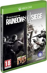 siege xbox one tom clancy s rainbow six siege xbox one zavvi