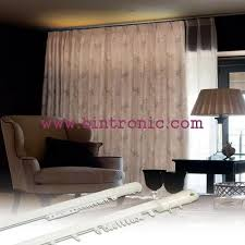 Motorized Curtain Track Manufacturers by Bintronic Motorized Curtain Track With Led Bt Lck Taiwan