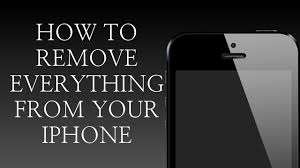 Erase Everything iPhone 2016 Remove Everything From Your