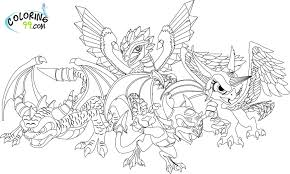 Dragon Coloring Pages For Adults Difficult Dragons Page Pdf Easy Full Size