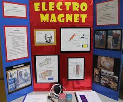 Winning Science Fair Display Boards