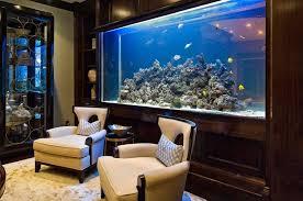 aquarium dans le mur aquarium dans le salon en plus de 103 idées magnifiques aquarium