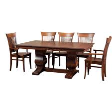 Morgan Trestle Table - Prestige Solid Wood Furniture | Port ... Maple And Black Kitchen Sets Edina Design Formal Ding Room Fniture Ethan Allen Solid Maple Ding Table With 6 Chairs And 2 Leaves 225 Bismarck Nd Uhuru Colctibles 1950s Table W Baytown Asbury 60 Round 90 Off Custom Made Tables Home Decor Amusing Chairs Inspiration Saber Drop Leaf Chair Set By Lj Gascho At Morris Christy Shown In Grey Elm Brown A Twotone Michaels Cherry Onyx Finish Includes 1 18 Leaf Kalamazoo Dinner Vintage W2 Leaves Hitchcock Corner Woodworks Vermont