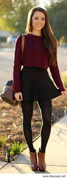 100 Cute Autumn Fashion Outfits For 2016 Winter Date
