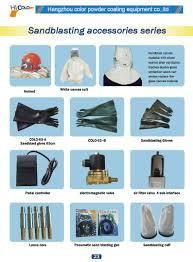 Abrasive Blast Cabinet Gloves by Wearing Parts Abrasive Blaster Nozzle For Wet Sand Blasting