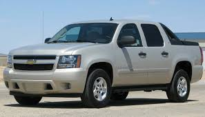 100 Chevy Utility Trucks Chevrolet Avalanche Wikipedia