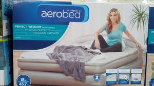 Aerobed Raised Queen With Headboard by 19 Aerobed Queen Air Bed With Headboard The Best Air