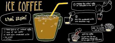 Thai Ice Coffee By Koosje Koene