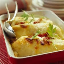 cuisine fr recette gratin de quenelles à la béchamel recette la bechamel recette