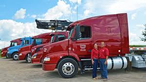 Flatbed Specialized Trucking Company MN | Truck Driver Jobs MN