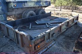 100 Military Truck Auction Style Truck Bed Item BB9617 SOLD February 25 V