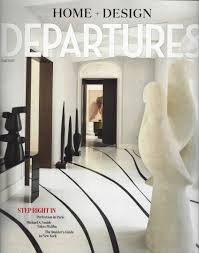 100 Home And Design Magazine Departures Fall 2017 Michael S Smith