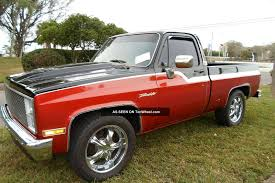 100 1983 Chevrolet Truck Chevy Silverado Chevy S Accessories