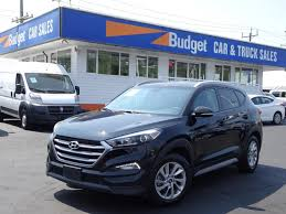 Used 2017 Hyundai Tucson A Consumer Best Buy, Low Kms, No Accidents ...