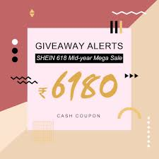SHEIN India - 🎊618 = June 18th = SHEIN Mid-year Mega... | Facebook What Are The Best Discount Coupon Websites In India Quora How To Order Romwe Okosh Coupons Codes Free Shipping 800 Flowers Coupon 20 Romwe Codes 39 Valid Coupons Today Updated 200319 Code Promo Bluenty Ebookers Lush Womens Mens Clothes Shop Online Fashion Shein Uk Top Amazon Promo Reddit July 2019 Best Coupons Cause On Twitter Use Code Ckbj5 At To Save 5 Off Any One Freebie Romwe Free Route 44