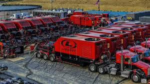 100 Weld County Garage Truck City Cover Story A Quiet Fracking Fleet Sets Sail Video Denver