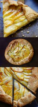 Rustic Apple Tart The Best And Easiest Recipe Ever With Buttery