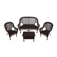 Wayfair Outdoor Patio Dining Sets by Best 25 Resin Wicker Patio Furniture Ideas On Pinterest