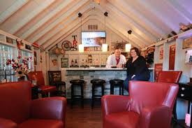 Kloter Farms Used Sheds by Customer Inspired Pub Shed Kloter Farms Blog