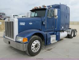 100 Stephenville Truck And Trailer 1998 Peterbilt 377 Semi Truck Item B4595 SOLD February