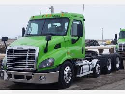 100 Day Cab Trucks For Sale 2014 FREIGHTLINER CASCADIA 113 TRIAXLE DAYCAB FOR SALE AQ3869