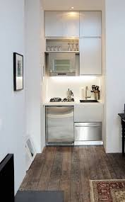 Smart Takeaways From 10 Truly Tiny Kitchens Mini KitchenKitchen