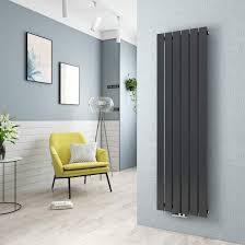 heizkörper flach design vertikal paneelheizkörper 1800 x 460